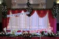 New Designer Wedding Mandap Backdrops