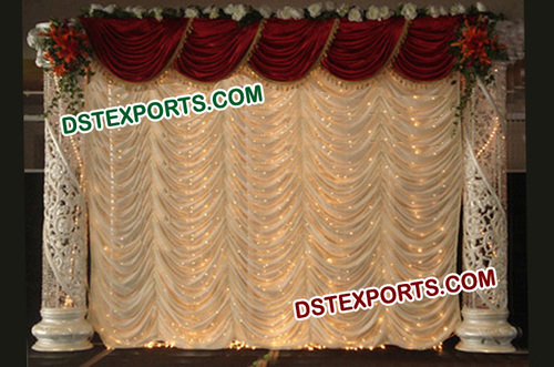 Wedding Stage Backdrops