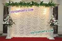 Lighted Mandap Backdrops