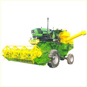 Combine Harvester Machines