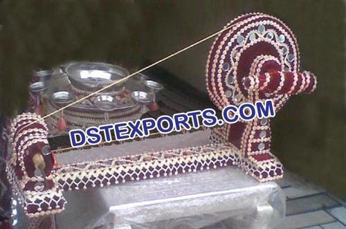 Punjabi Decoration Charkha