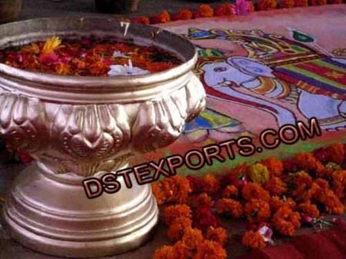 Indian Wedding Decoration Pot