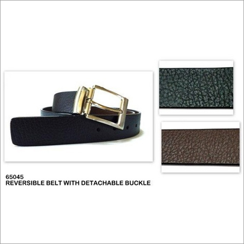 Reversible Leather Belts