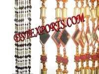 Decorated Golden Bandanvars