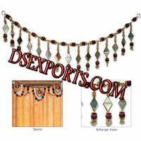 WEDDING DECORATION MIRROR BANDANWAR