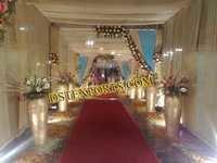 WEDDING AISLEWAY POTS