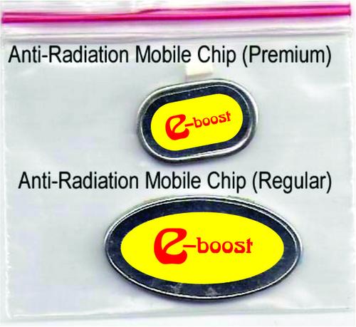 Anti Radiation Mobile Chip Cogent