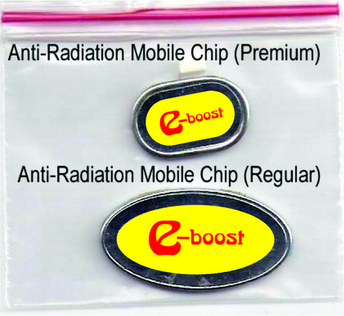 Anti Radiation Mobile Chip cogent