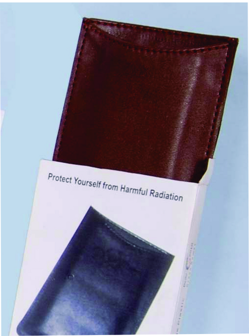 Anti Radiation Mobile Pouches