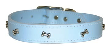leather collars for dog