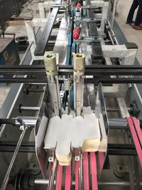 BT-45 Ecomatic carton folder gluer machine
