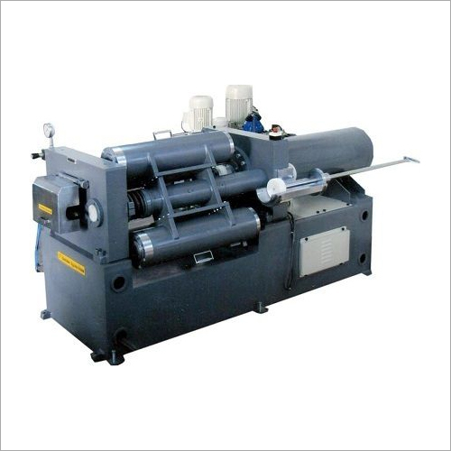 Horizontal Extruder Machine