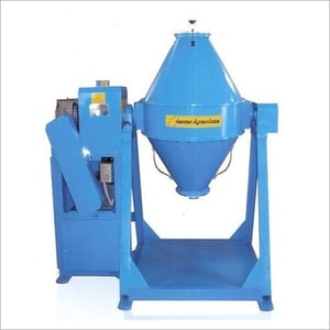 Rotary Dry Mixer for Welding Electrode Plant