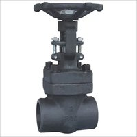 Forged Steel Gate Valve Screwed End
