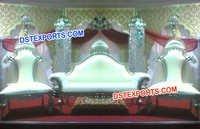 Wedding Stage Royal Sofa Set
