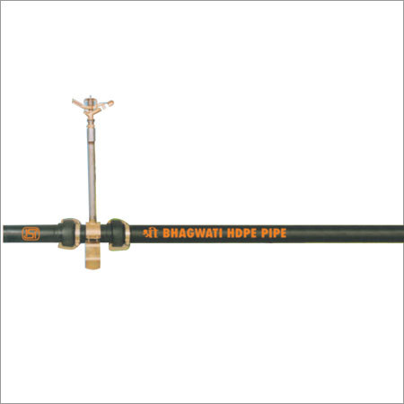 Superlock HDPE Pipes