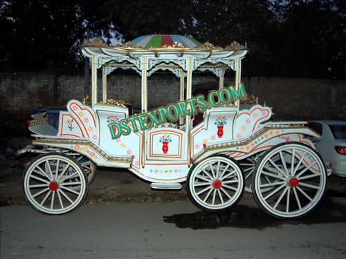 Pakistani Wedding Horse Carriage