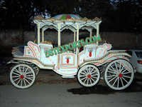 Pakistani Wedding Horse Carriage