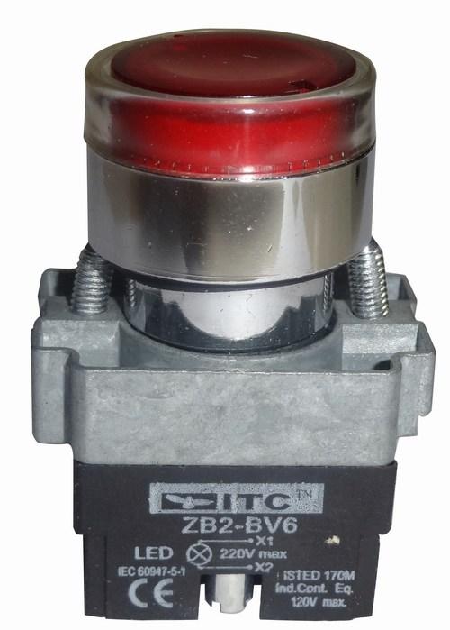 Pilot Light Push Buttons