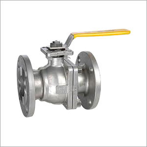 Lever Operated Ball Valve