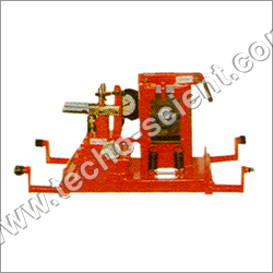 Hydraulic Compressor with Folding Latched Type Car