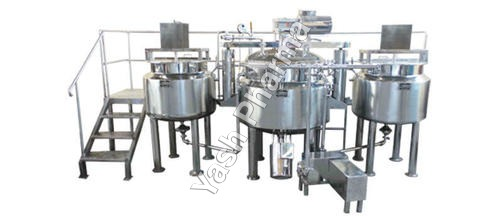 Cosmetic Manufacturing Plant