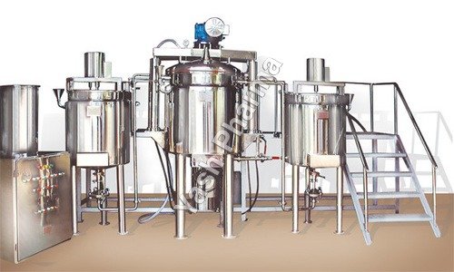 Pharmaceutical Ointment Making Plant