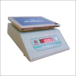 Metal Body Counter Scale