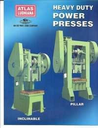 Inclinable Press