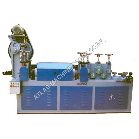 Automatic Wire Straightening & Cut Off Machines