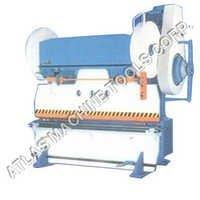 Press Brake (Mechanical Clutch)
