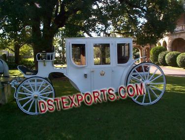 Princess Wedding Carriage