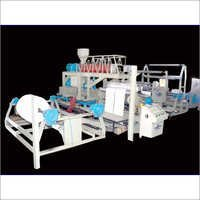 Both Side Extrusion Coating Lamination Plant