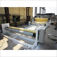 Industrial Fabric Rewinder