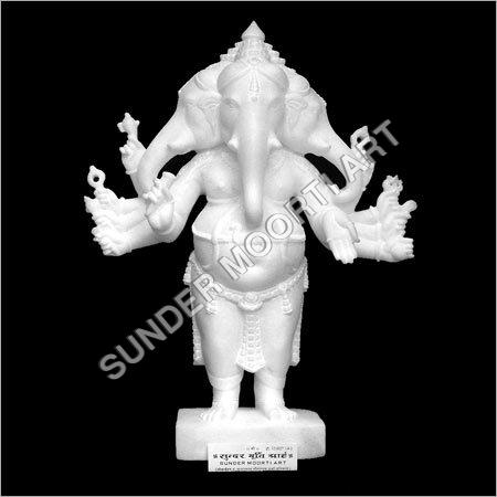 Makrana Marble Ganesh Statues