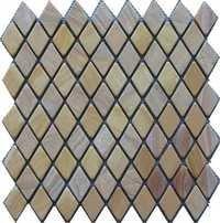 Diamond Mosaic Tiles