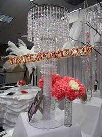 Latest Designer Crystal Center Stand