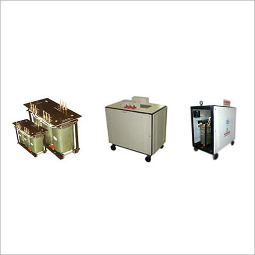 Three Phase Control Transformer