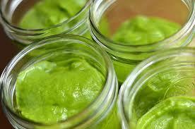 Apple Green Blended Color