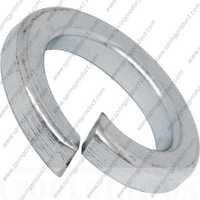 Galvanized Mild Steel Spring Washers