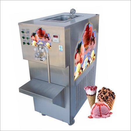 Continuous Ice Cream Machine