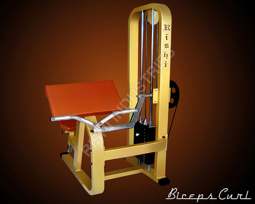Biceps Curls Machine