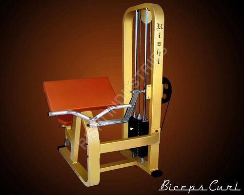 Biceps Curls Machine