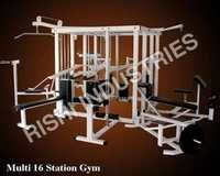 Multi 16 Station Gym