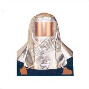 Aluminised Approach Hood