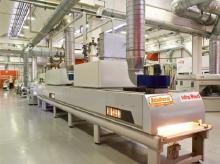 Continuous InfraRed Dryers
