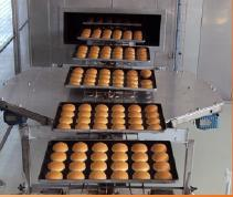 Bucket /Tray Conveyor Oven