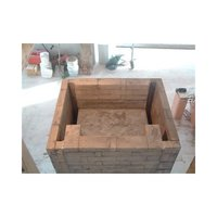 Castable Refractory Insulating Bricks