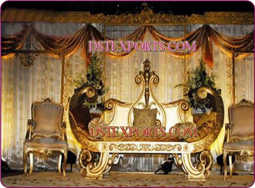 Indian Wedding Maharaja Coach