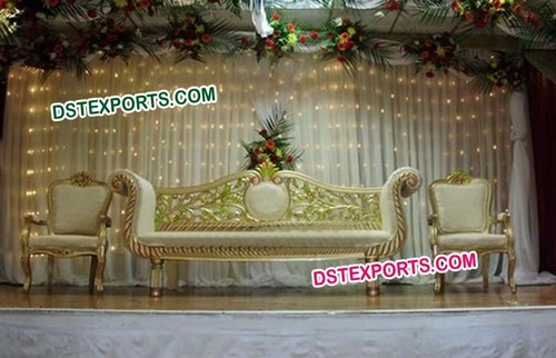 Indian Wedding Love Sofa Set